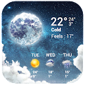 Temperature & Weather Forecast icon