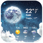 Temperature & Weather Forecast 8.0.0.1041.cw_release Apk