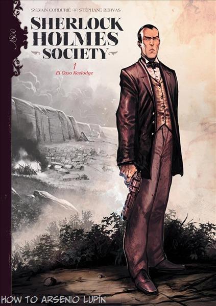 P00001 - Sherlock Holmes Society #