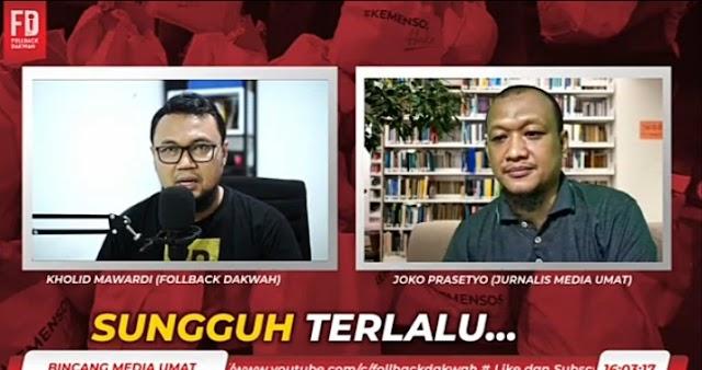 Dana Bansos Dikorupsi, Joko Prasetyo: Sungguh Terlalu!