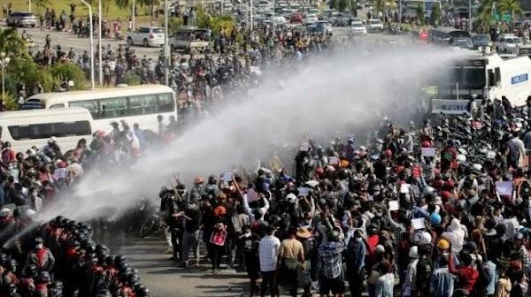 Protes Online, Hacker Myanmar Retas Situs Pemerintah yang Dikelola Militer