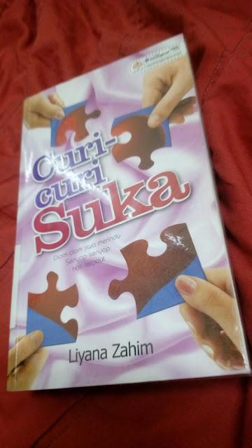 Curi-curi Suka oleh Liyana Zahim