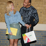 OIC - ENTSIMAGES.COM - Shanie Ryan and Tony Sinclair at the Shopa - launch party in London 10th March 2015  Photo Mobis Photos/OIC 0203 174 1069