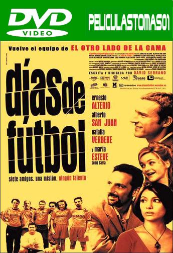 Días de fútbol (2003) DVDRip