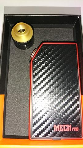 DSC 2151 thumb%25255B2%25255D - 【メカニカル】VAPEJPオリジナル!?「Geekvape Mech Proキット with Medusa RDTA」レビュー。セミメカニカルの18650シングル/デュアル両対応モデル!