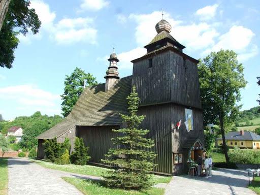 Drewniany Kościółek Paczółtowicach