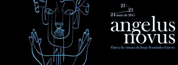 Angelus Novus, de Jorge Fernández Guerra, en los Teatros del Canal