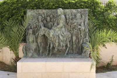 01-Bethphagée, départ de Jésus