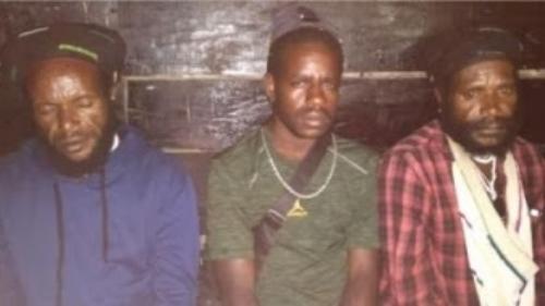 3 Teroris KKB Pimpinan Lekagak Telenggen Menyerahkan Diri