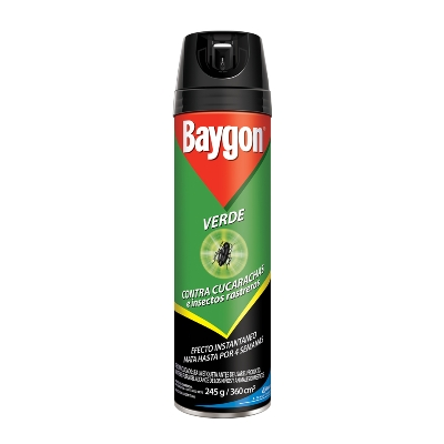 insecticida baygon aer verde rastrero 360cc