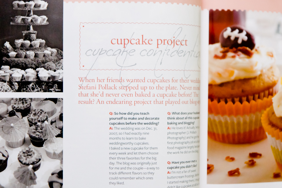 Better Homes And Gardens I 39 M Just A Bit Excited Cupcake Project
