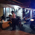 Unit Sabhara Polsek Cijambe Lakukan Imbauan Prokes di Malam Hari