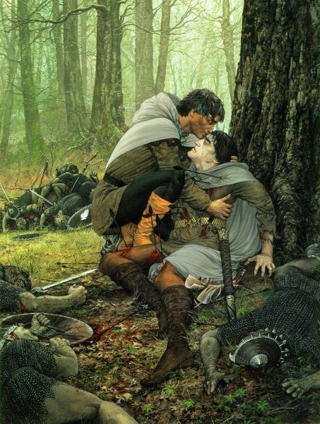 Boromir, Magick Warriors 4