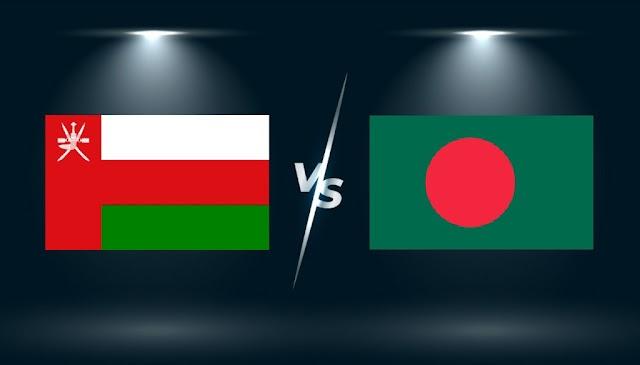 Oman vs Bangladesh Live Score, T20 World Cup 2021