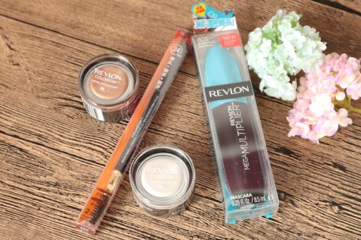 防水、防油、防暈染~ REVLON 全新防水眼部彩妝產品 ~ 小資女必備的夏天防水產品 ... ...