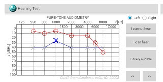 Hearing test, Audiogram At Home Free Apps Form Your Mobile Lets test application: Hearing test, Audiogram At Home Free Apps Form Your Mobile Lets test: