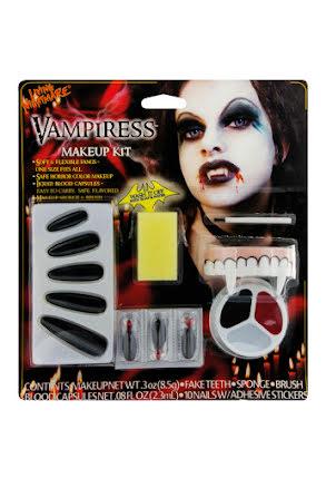 Vampyra sminkset, stor