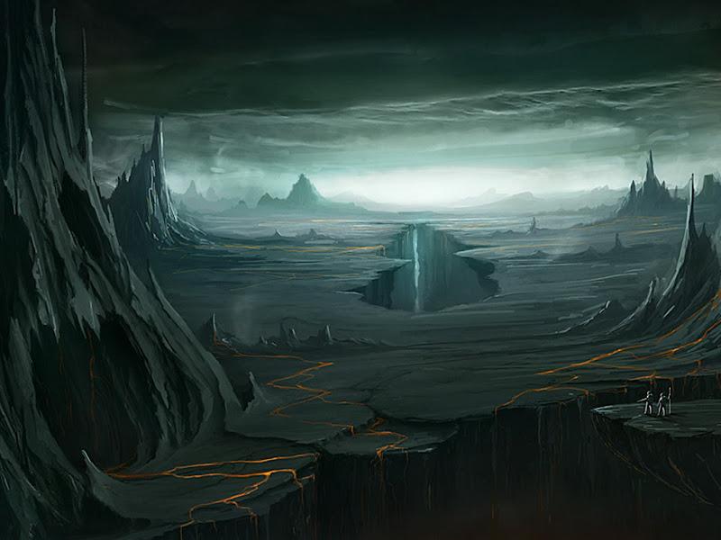 Silent Lands Of Fantasy, Magick Lands 1