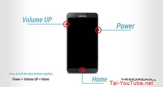 Hướng dẫn khôi phục cài đặt gốc cho hệ điều hành Android + Hình 3