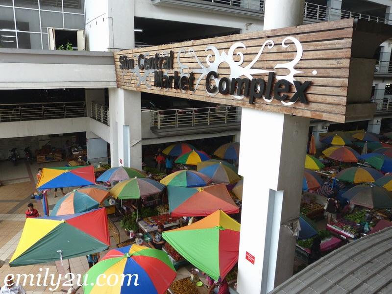 Sibu Central Market Complex