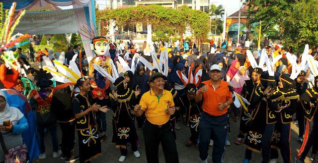 SMP Negeri 4 Kota Ramaikan CFD