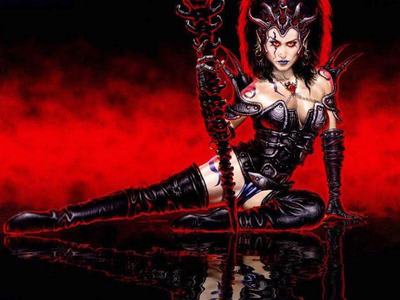 Red Diablo, Demonesses
