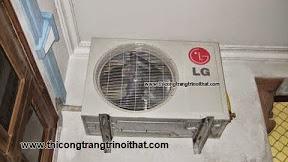 Lắp đặt máy lạnh căn hộ TP HCM