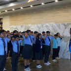 ASSEMBLY ON BEING SPORTS MAN BY IGCSE-I- D(Secondary Section 2017-18)