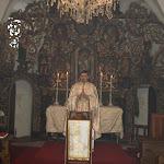 Liturgia v kaplnke sv.Ondreja NM 19.12.2010