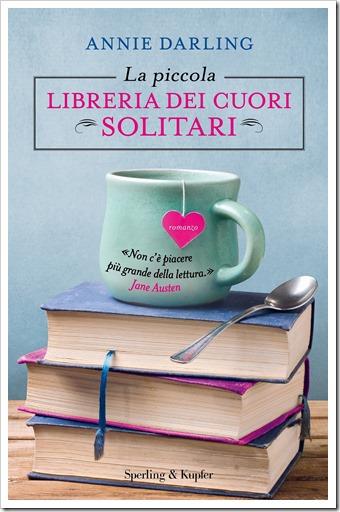 La piccola libreria dei cuori solitari cover