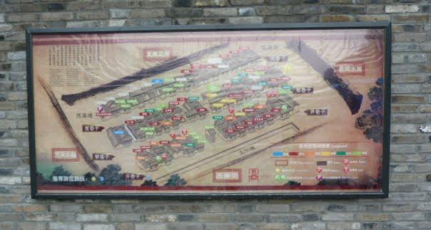 Chengdu.quartier neuf à la sauce ancienne