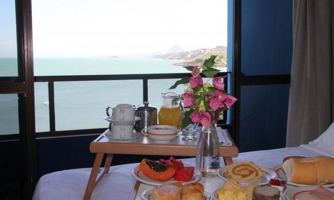 Hotel Espadarte em Iriri