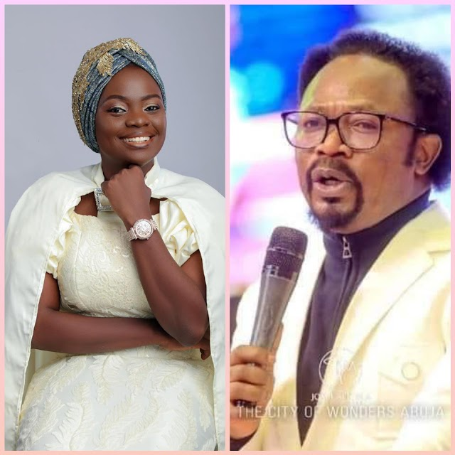 Prophet Iginla Gives Alaseyori Prophetic Messages During Ministration ~Omonaijablog