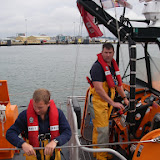 4 September 2011 - ALB crew training