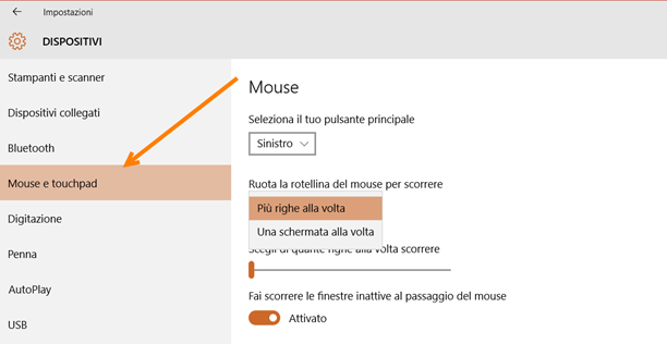 mouse-rotellina