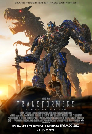 Filme Poster Transformers 4 – A Era da Extinção HDRip XviD Dual Audio & RMVB Dublado ou Legendado