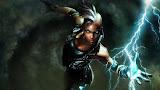 Celestial Sorceress From Underworld