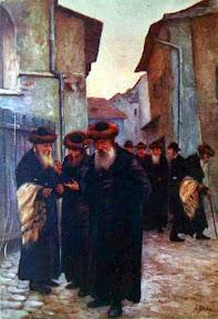 Старый еврейский Львов