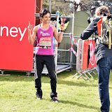 OIC - ENTSIMAGES.COM - Dame Kelly Holmes at the  Virgin Money London Marathon on Blackheath in London, England. 24th April 2016 Photo Mobis Photos/OIC 0203 174 1069