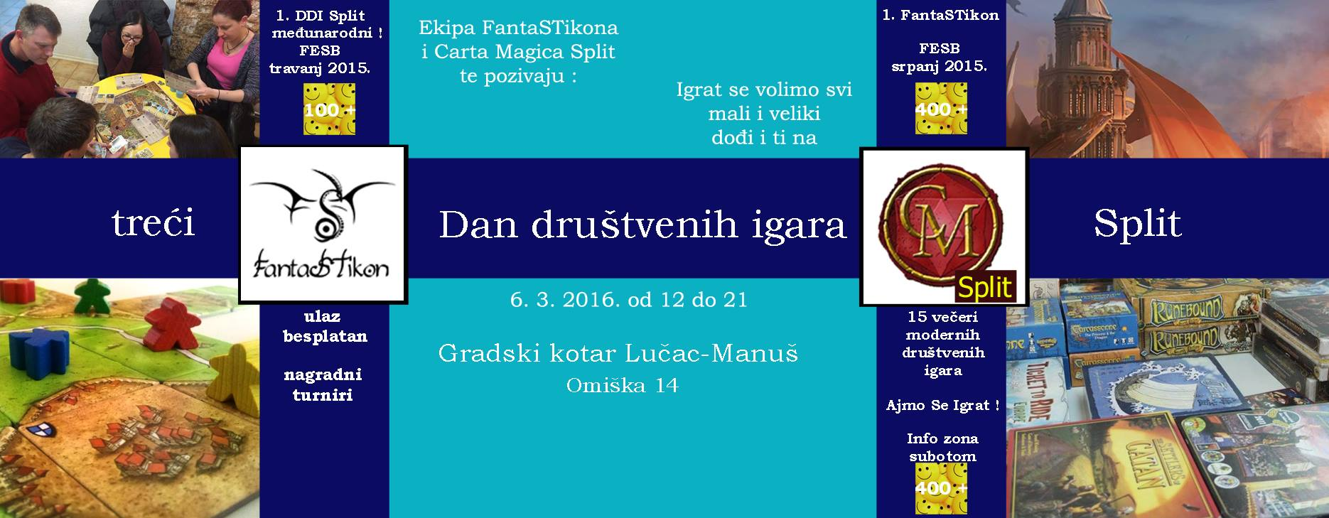 3. Dan društvenih igara u Splitu