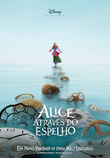 poster Alice no País das Maravilhas 2
