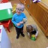 Besídka pro maminky v malé školce