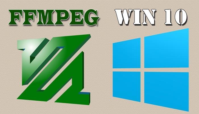 Cara Install dan Gunakan FFMPEG di Windows 10