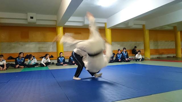 Judo en Primaria