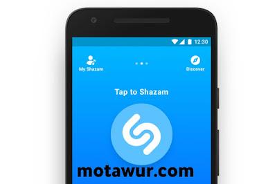 Shazam : music discovery - أفضل تطبيقات الايفون 2021