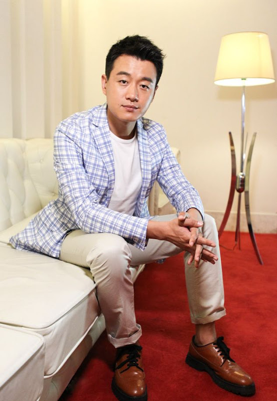 Tong Dawei China Actor