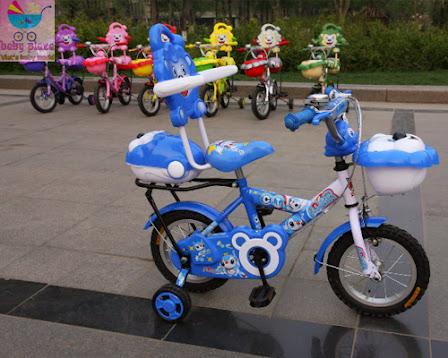 Xe đạp trẻ em thái 14 8