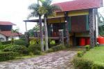 Villa 1 Kamar Lembang Ada Halamanya