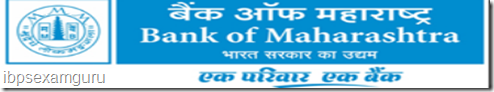 Bank of Maharashtra PO Pre-exam Training Call letter