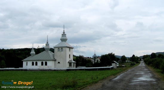 zyndranowa - cerkiew św. mikołaja
